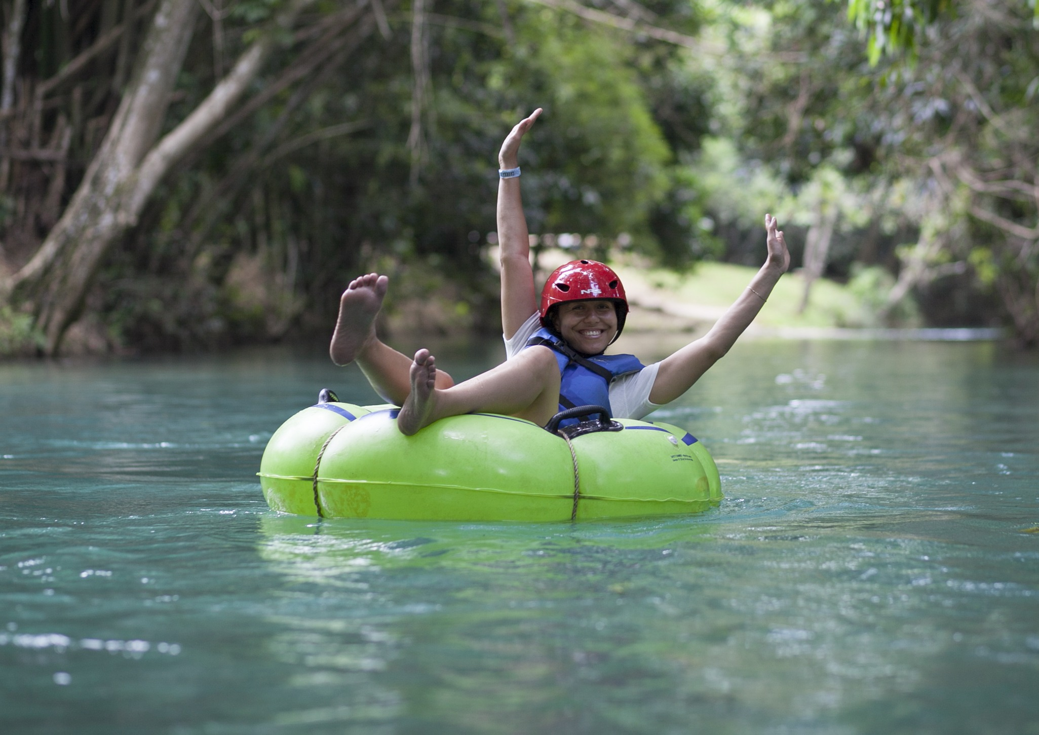 50 Off River Tubing Ziplining And Blue Hole At Chukka S